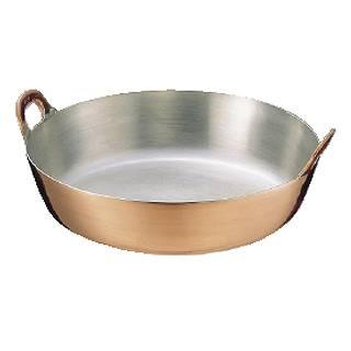 【まとめ買い10個セット品】【 業務用 】SA銅 揚鍋27cm