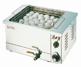 【 業務用 】電気式温泉玉子メーカー EW-150 【 メーカー直送/代金引換決済不可 】