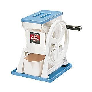 【 業務用 】氷砕き器 クラッシュアイス スワン手動式アイスクラッシャー CR-D