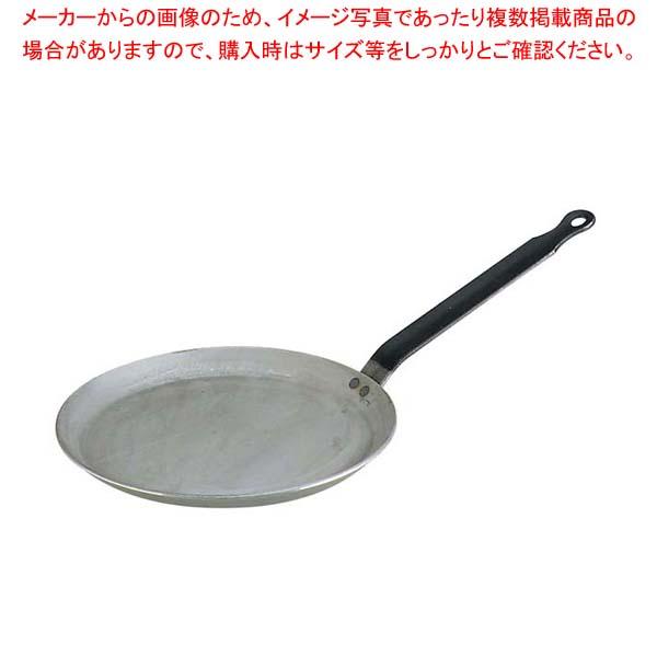 【まとめ買い10個セット品】 【 業務用 】デバイヤー 鉄クレープパン 512018cm