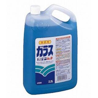 【まとめ買い10個セット品】【 業務用 】液体ガラスクリーナールック2.2l
