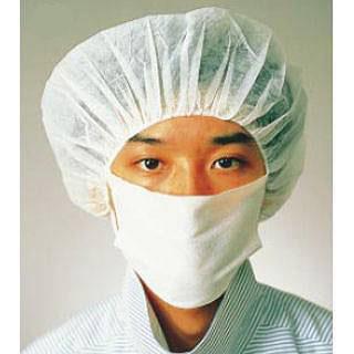【まとめ買い10個セット品】クラフレックス キーメイトキャップ T-600女性用(100枚入)【 キャップ 帽子 衛生帽 】 【厨房館】