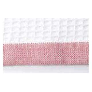【まとめ買い10個セット品】【 業務用 】ミューファン 抗菌フキン[12枚入] 小 レッド