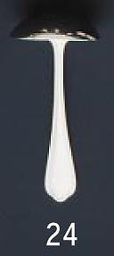 【まとめ買い10個セット品】【 業務用 】SA18-8ピガール銀仕様 ソースレードル[カトラリー]