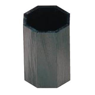 【まとめ買い10個セット品】【 業務用 】木製 八角ハシ立 SM-606