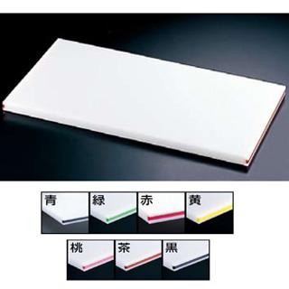 【 業務用 】【 まな板 600mm 】住友スーパー耐熱まな板[カラーライン付] 30SWL 黄 600×300×30mm 【 メーカー直送/代金引換決済不可 】