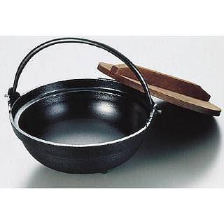 【まとめ買い10個セット品】SAやまと鍋(アルミ製) 27cm【 料理宴会用 田舎鍋 】 【厨房館】