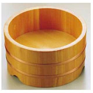 【まとめ買い10個セット品】【 業務用 】サワラ ウドン桶 6寸