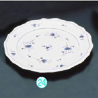 【まとめ買い10個セット品】【 業務用 】メラミン「ビューティフラワー」 平皿 BF-30