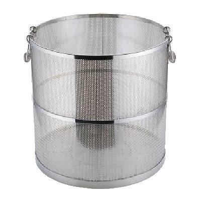 【 業務用 】【スープこし】エコクリーン パンチング丸型スープ取ざる 36cm用 UK18-8 【 キッチンざる厨房ザル 】 【 スープ漉し漉し網 】