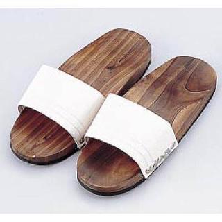 【まとめ買い10個セット品】防滑サンダル SSK-3820 アイボリーM【 業務用靴 サンダル 】 【厨房館】
