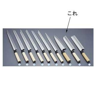 【 業務用 】堺實光 上作 鎌薄刃[片刃] 18cm 17503