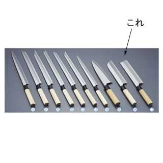 【 業務用 】堺實光 上作 薄刃[片刃]22.5cm 17515