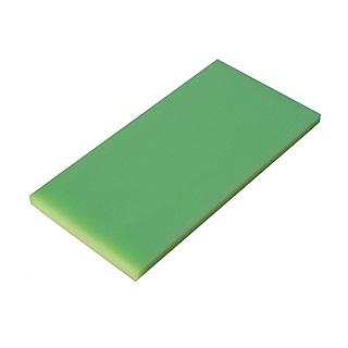 【 業務用 】【 まな板 600mm 】瀬戸内 一枚物カラーまな板 グリーン K3 600×300×H30mm 【 メーカー直送/代金引換決済不可 】