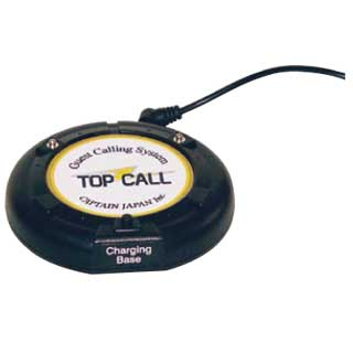 【 業務用 】【 TOP CALL フラッシュコースター充電器 】 【 メーカー直送/代金引換決済不可 】【 厨房用品 調理器具 料理道具 小物 作業 】