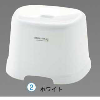 【まとめ買い10個セット品】【 業務用 】シンプルイズム 腰かけWHホワイト