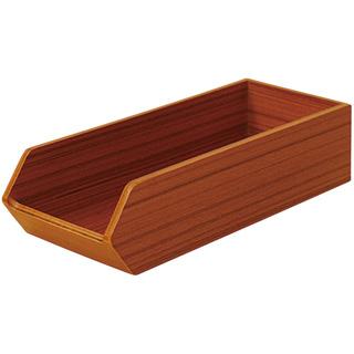 【まとめ買い10個セット品】【 業務用 】業務用 木製カトラリートレー CT-01T