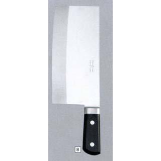 【 業務用 】イノックス中華包丁 ツバ付 210mm