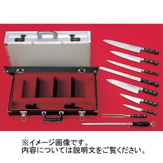 【 業務用 】堺孝行 洋包丁オリジナルセット イノックス アルミケース入り 18613