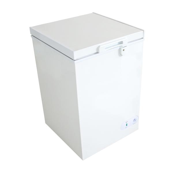 【冷凍ストッカー】白 BD-98 【 業務用冷凍庫 小型 フリーザー 食品ストッカー 冷凍食品 保存 熱中症予防対策にも活躍します】【厨房館】