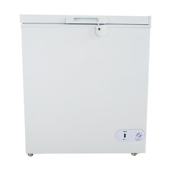 【冷凍ストッカー】白 BD-152【 業務用冷凍庫 小型 フリーザー 食品ストッカー 冷凍食品 保存 熱中症予防対策にも活躍します】 【厨房館】