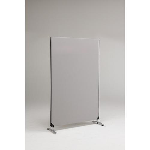 ZIP LINK システムパーティション 高さ1615mm YSNP100M-LG ライトグレー 1枚 林製作所 【メーカー直送/代金引換決済不可】【厨房館】