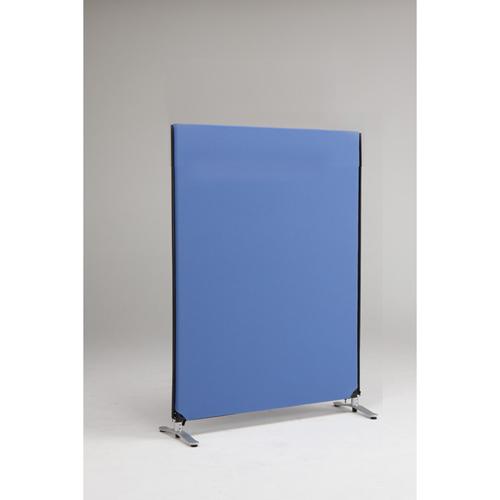 ZIP LINK システムパーティション 高さ1615mm YSNP120M-BL ブルー 1枚 林製作所 【メーカー直送/代金引換決済不可】【厨房館】