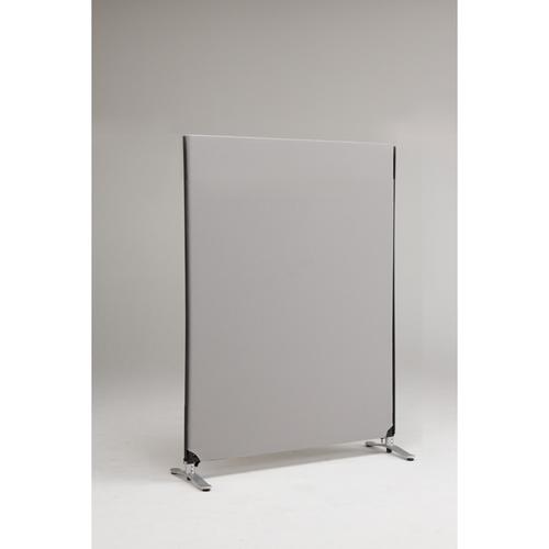 ZIP LINK システムパーティション 高さ1615mm YSNP120M-LG ライトグレー 1枚 林製作所 【メーカー直送/代金引換決済不可】【厨房館】