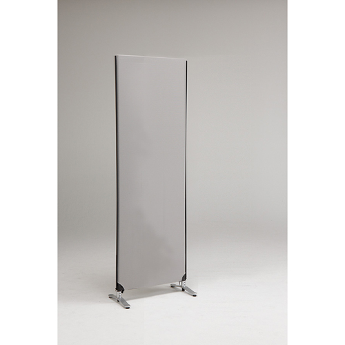 ZIP LINK システムパーティション 高さ1850mm YSNP70L-LG ライトグレー 1枚 林製作所 【メーカー直送/代金引換決済不可】【厨房館】