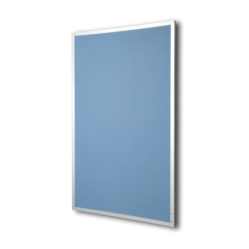 パーティション(EKパネル) 高さ1600mm Z-bl24 ブルー 1枚 【メーカー直送/代金引換決済不可】【厨房館】