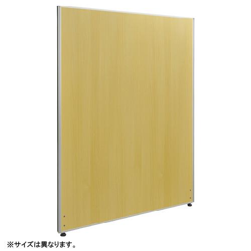 パーティション(EKパネル) 高さ1600mm Z-wm23 木目チーク 1枚 【メーカー直送/代金引換決済不可】【厨房館】