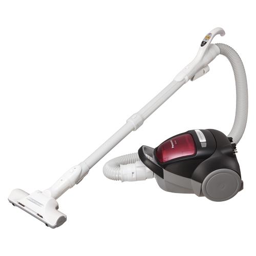 サイクロン掃除機 MC-SK16A-R レッドブラック 1台 パナソニック 【メーカー直送/代金引換決済不可】【厨房館】