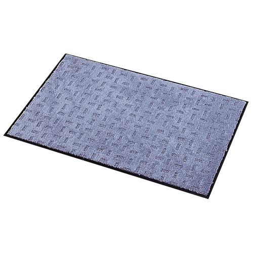 テラモト エコレインマット 900×1500 MR-026-146-5 グレー 【厨房館】