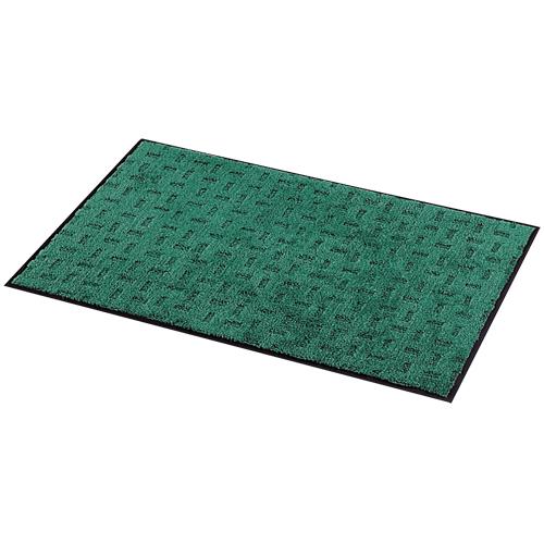 テラモト エコレインマット 900×1800 MR-026-148-1 グリーン 【厨房館】