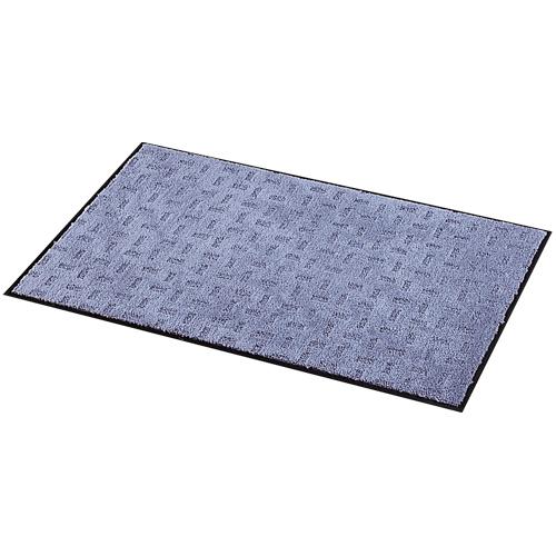 テラモト エコレインマット 900×1800 MR-026-148-5 グレー 【厨房館】