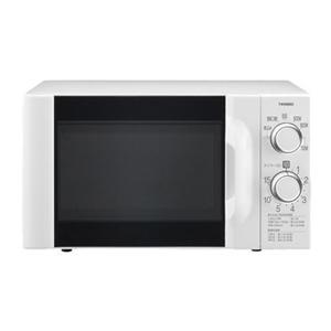 ツインバード 電子レンジ DR-D419W6 ホワイト 【 メーカー直送/代引不可 】 【厨房館】