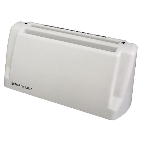 ニューコン工業 小型卓上式紙折機 P6200 【 メーカー直送/代引不可 】 【厨房館】