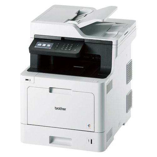 ブラザー カラーレーザー複合機 A4 MFC-L8610CDW 【 メーカー直送/代引不可 】 【厨房館】