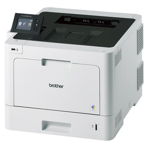ブラザー カラーレーザープリンター A4 HL-L8360CDW 【 メーカー直送/代引不可 】 【厨房館】