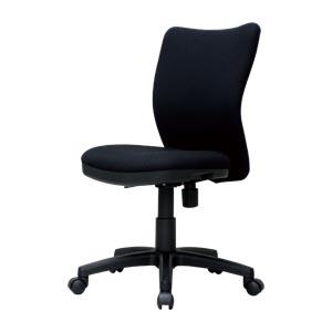オフィスチェア K-922 K-922(BK) ブラック 【厨房館】
