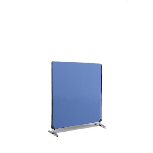 ZIP LINK システムパーティション 高さ1200mm YSNP100S-BL ブルー 【厨房館】