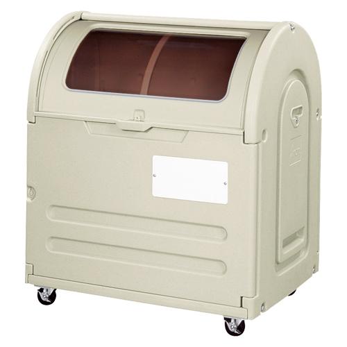 エコランドステーションボックス 窓つき・キャスタータイプ #500C 透明 【厨房館】