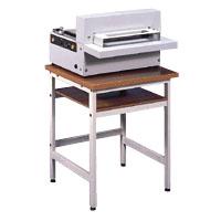 強力裁断機 共通天板付き専用台(棚板付き) CT-01B 【厨房館】