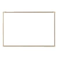 ホワイトボード壁掛 横型(ホーロー製・アルミ枠) CR-WB36 【厨房館】