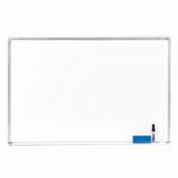 スチールホワイトボード壁掛 (スチール製) CR-WB34S 【厨房館】