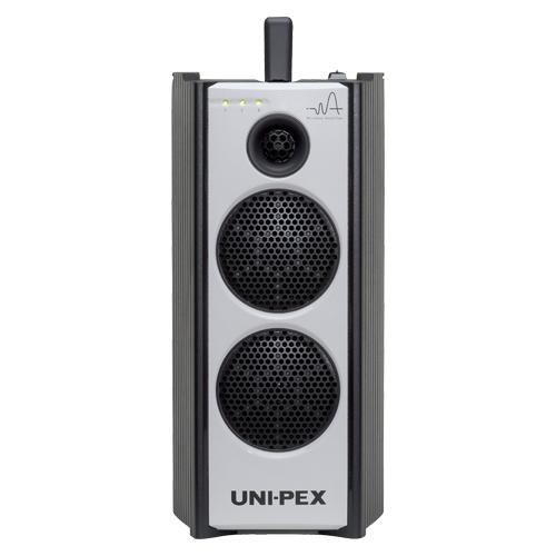ワイヤレスアンプ/ワイヤレスアンプオプション 防滴形ワイヤレスアンプ(300MHz) WA-372CD 【厨房館】