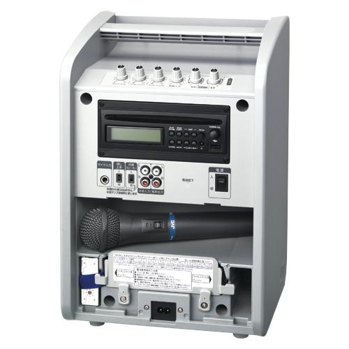 ポータブルワイヤレスアンプ/ワイヤレスアンプ・オプション シングル方式・ポータブルワイヤレスアンプ(800MHz) PE-W51SCDB 【厨房館】