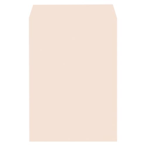 ハーフトーン封筒 角2・500枚入 7851 ピンク 【厨房館】