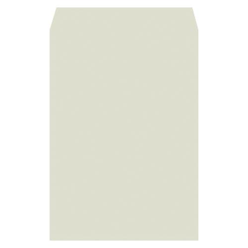 ハーフトーン封筒 角2・500枚入 7891 グレー 【厨房館】