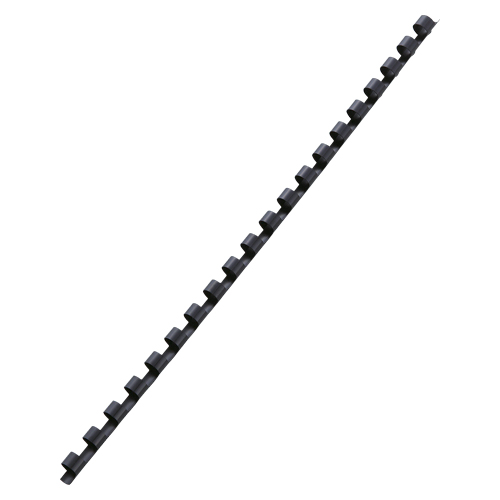 GBCドキュバインド プラスチックリング(A4・20穴) PR1620A4Z-BK ブラック 【厨房館】